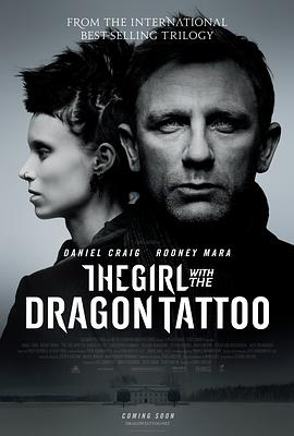 龙纹身的女孩2011