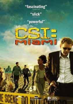 犯罪现场调查迈阿密第九季