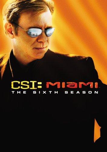 犯罪现场调查迈阿密第六季