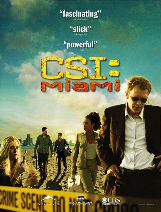 犯罪现场调查迈阿密第五季