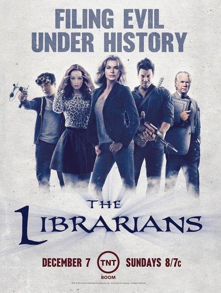 图书馆员第三季
